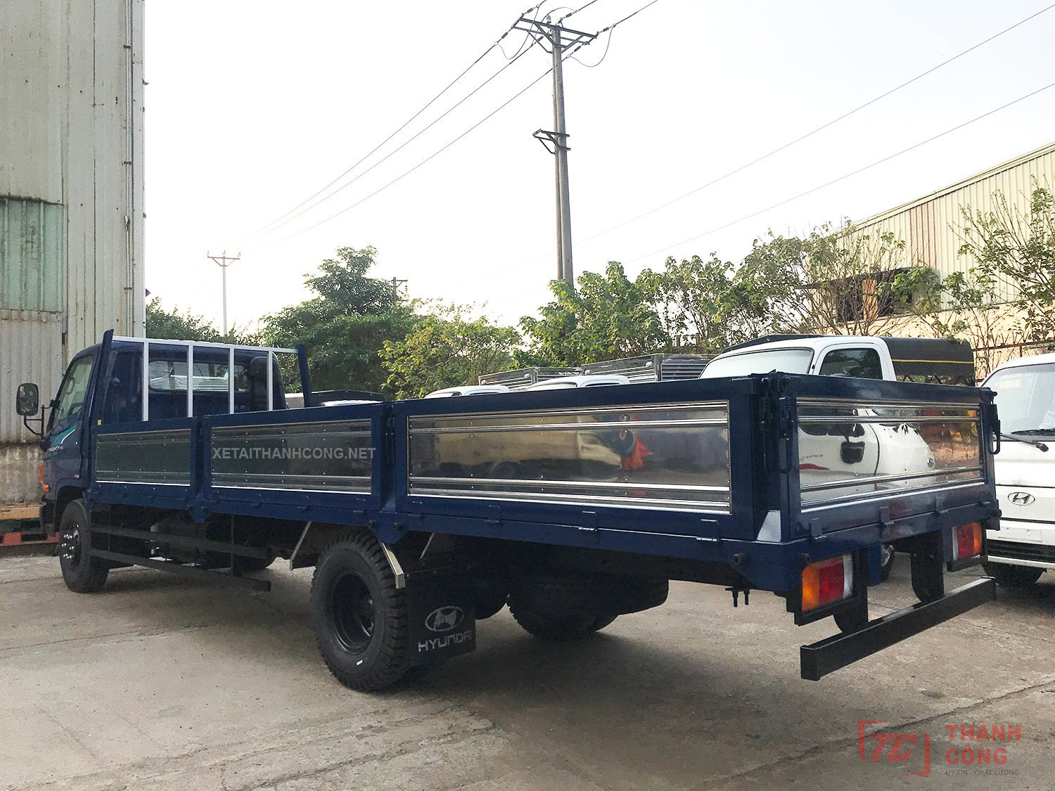Mighty 110xl thung lung
